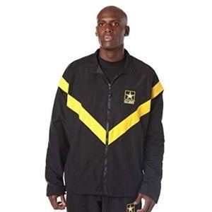 U.S. Army PT Uniform Jacket M